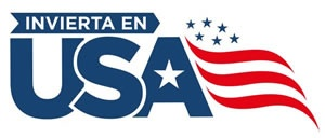 Logotipo InviertaEnUSA
